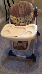 High chair for baby and toddler St. John's Newfoundland image 1