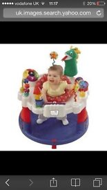 Graco baby einsteins, play centre