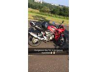 Honda CBR125R-4 READ DESCRIPTION