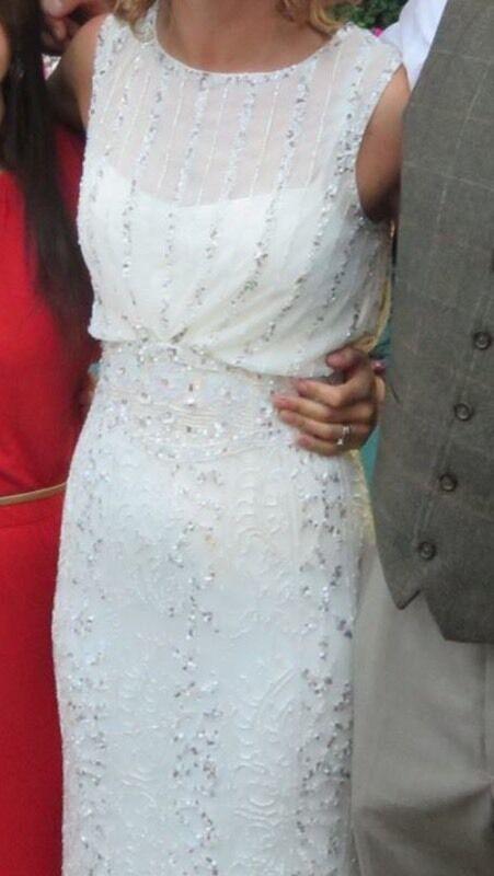 Phase 8 Hope Wedding Dress Size