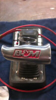 B&M Starshifter 3 Speed Auto Shifter for GM, Mopar & Ford (USED)