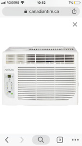 Window air conditioners, basically new, used for 1 season