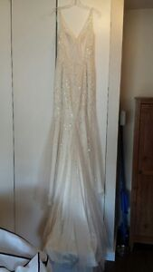 Beautiful never worn wedding dress for sale Campbell River Comox Valley Area image 6