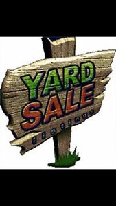rescheduled-Last Yard Sale of the Season