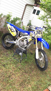 "2010 yz450f ""MINT"" low hours Regina Regina Area image 2"