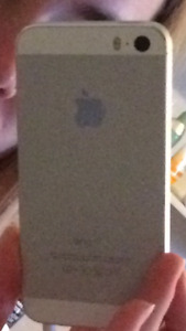 iPhone 5S Blanc 16Go