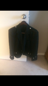 Pipe Band Jacket for Piper or Drummer (Scottish)