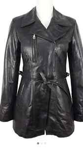 Brand new Women's LEATHER coat