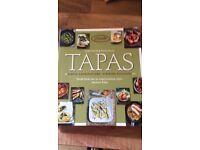 Tapas cook book