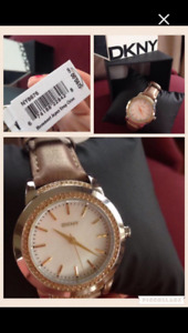 DKNY watch, brand new!!! PRICE REDUCED