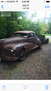 1948 Pontiac RAT ROD, ATTENTION GETTER