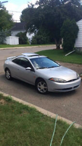 2000 Ford Cougar Coupe (2 door)
