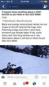 Missing from hartland nb New Years night