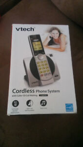 VTech DECT6.0 Cordless phone with speakerphone (CS6919)