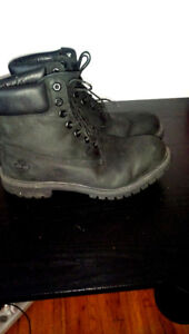 Timberland Boots (used)