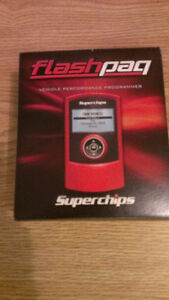 Superchips Tuner GMC Sierra Chevy Silverado Duramax 100hp 200tq