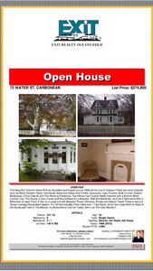 Open House May 29 2-4