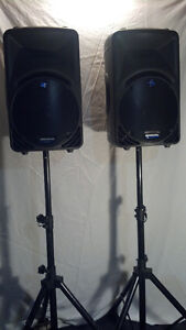 PLUG-IN and PLAY RENTAL  - BE YOUR OWN DJ - SPECIAL $200. Stratford Kitchener Area image 2