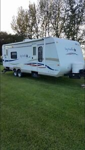 2008 Jayco Jay feather with slide