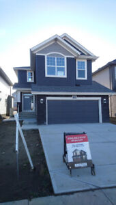 Brand New Double Attached Garage Single Family Home 2340 Sq Ft
