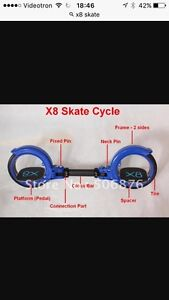 Skatecycle X8 - Brand new!  West Island Greater Montréal image 2