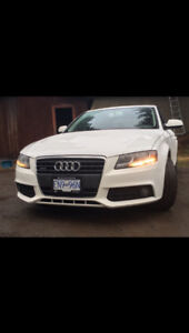 2011 Audi A4 2.0L turbo AWD