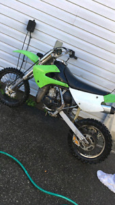 Wanted kx85 or other 2 stroke 85.
