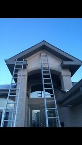 Siding soffit fascia repairs starting at $100