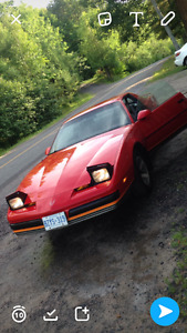 1987 Pontiac Firebird Coupe (2 door)