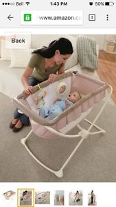 Fisher Price baby bed/bassinet/crib