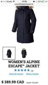 Manteau Columbia Alpine Escape - Femme