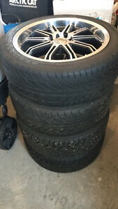 FRD Racing Wheels and Tires