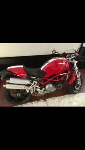 Ducati Monster -Mint Condition