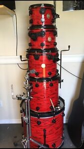 DW Collectors Series drums for sale