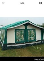 Sunncamp 350 trailer tent
