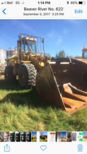 980C Cat Wheel Loader
