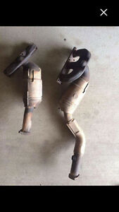 BMW E46 exhaust manifolds