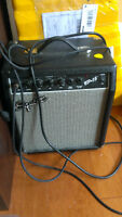 Squier BP 15 watt amplifier