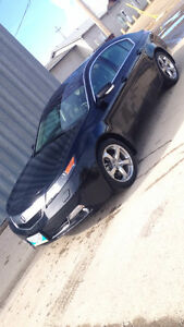 2012 Acura TL Tech. Extremely rare 6 speed manual still on warra