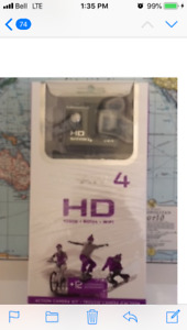 Brand new HD camera for sale!!! 90.00 but worth 150.00