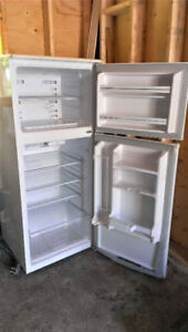 Fridge, stove and dryer for sale