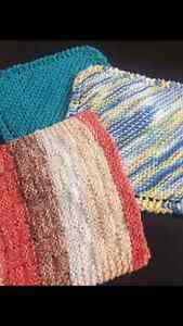 Knitted Dishclothes