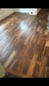 All your flooring needs