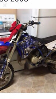 PLEASE HELP looking for stolen Yamaha YZ 85 stolen from my son