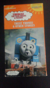 Thomas The Tank Engine& Friends~Trust Thomas& Other Stories~Vhs