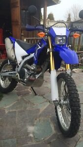 *WANTED* stock wr250r mirror
