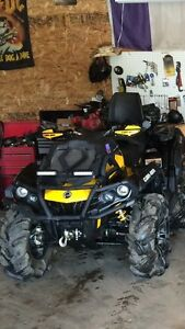 2013 can am outlander xmr1000!!