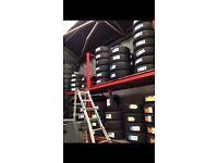 Tyres New & Part Worn