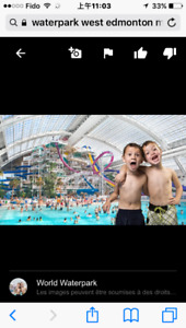 Galaxyland or water park