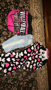 JUSTICE Girl's Clothing LOT Kitchener / Waterloo Kitchener Area image 1